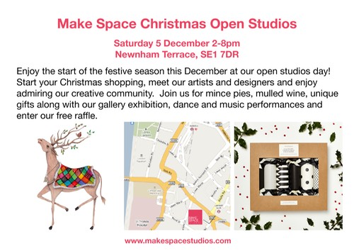 Make Space Studios Winter 2015 Flyer test2